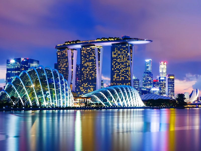 Special Cruise Package For 2018 Singapore Gp Luxury