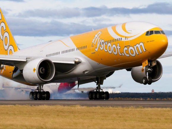 scoot airlines - photo #3