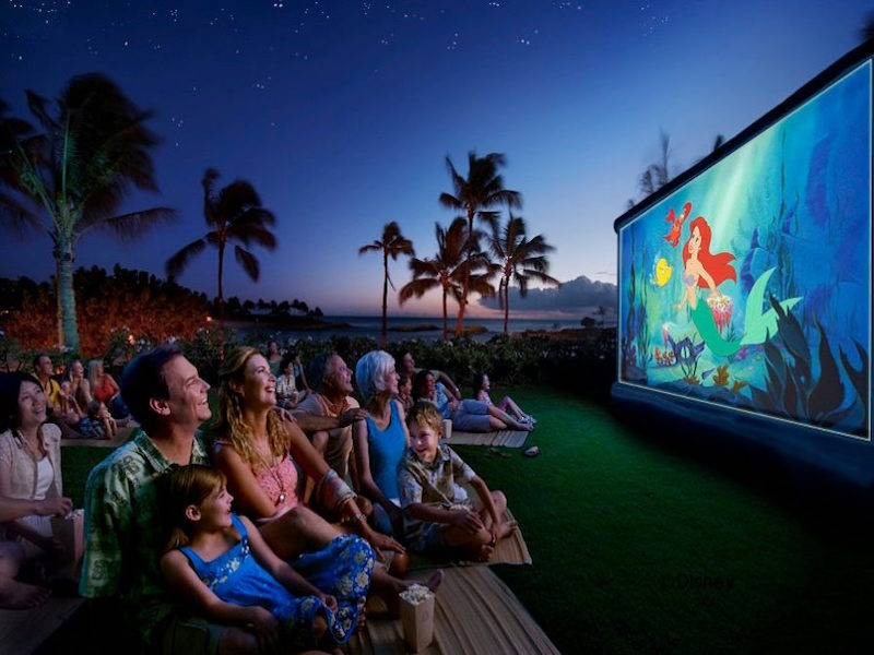 Family Package At Aulani A Disney Resort Hawaii Luxury