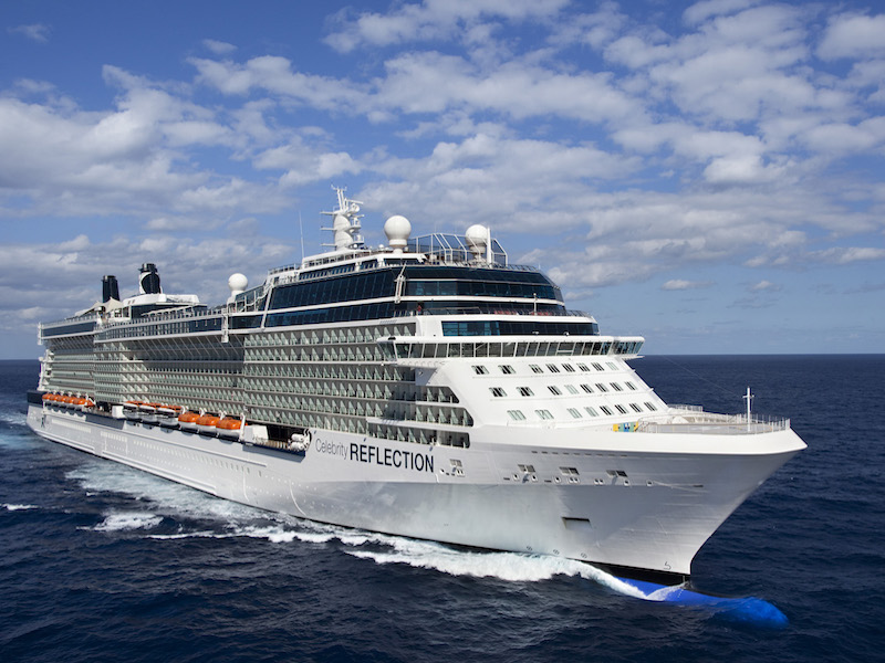 reduced fare on med cruise on celebrity reflection
