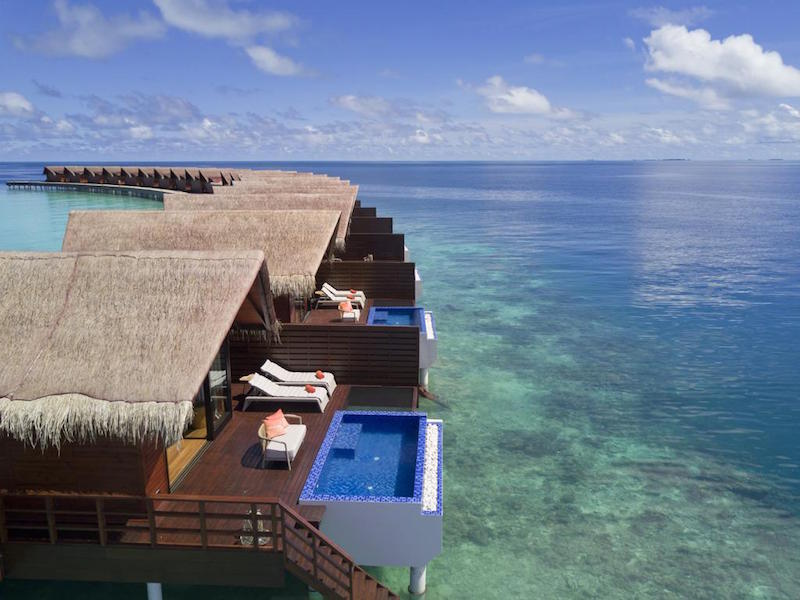 Half Price Packages At Grand Park Kodhipparu Maldives